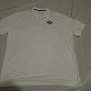 Nike NFL Jacksonville Jaguars Dri-Fit Polo White